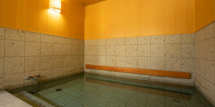 大浴場とミストサウナ